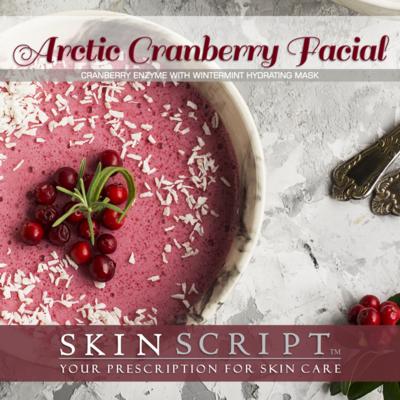 Arctic Cranberry Facial