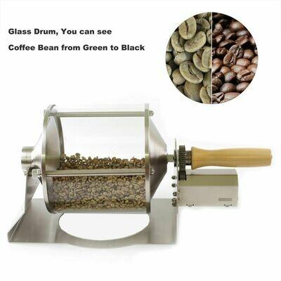 """Tostador de Café manual de 100 grms. a 300 grms. """"No incluye estufa portátil"""""""