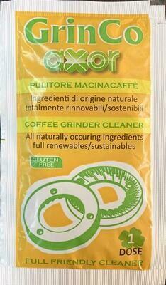 GRINCO POWDER – Limpiador de molinillo de café en sobre de 15g.