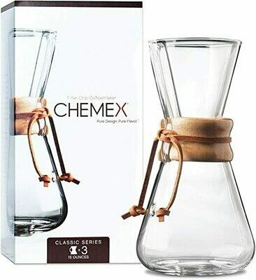 Chemex® 3 tazas serie clásica