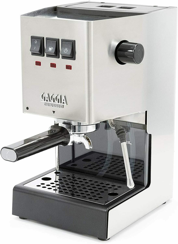 Gaggia Classic Pro (Acero Inox)
