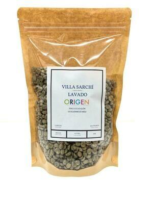 VILLA SARCHI LAVADO 454g. (café verde)