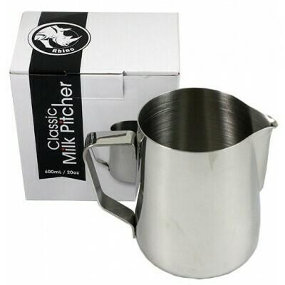 Rhino® Classic Milk Pitcher Jarra - 20oz/600ml