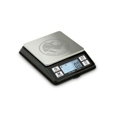 Rhino® pesa compacta para granos de café