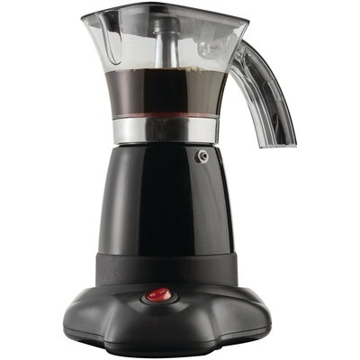 MOKA CON BASE ELECTRICA