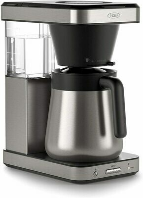 OXO Brew - Cafetera para 8 tazas, acero