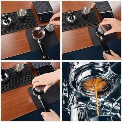 Batidor de molienda espresso