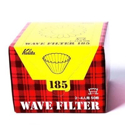 Filtros Kalita Wave 185 50 Unidades