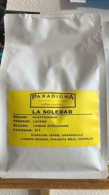 H1 FINCA LA SOLEDAD ACATENANGO 300 g.