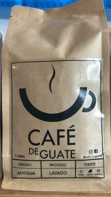 CAFE DE GUATE ANTIGUA LAVADO 454 GRS.