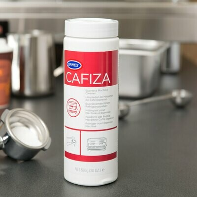 Cafiza Espresso Machine Cleaning Powder 20 oz.