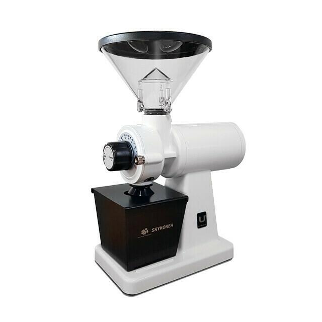 Urbanic 70 para métodos y espresso Blanco