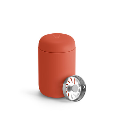 Carter Move Mug 8 oz. naranja