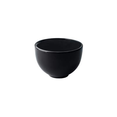 200ML MODERN COLOUR CHANGING CUPPING BOWLS BLACK Catacion.