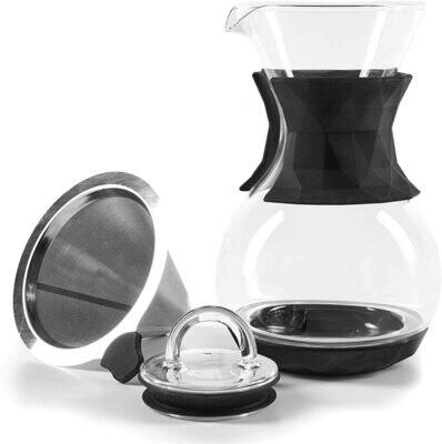 Coffee Dripper 1 Lt. (incluye filtro de metal)