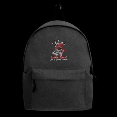 Embroidered Vibin' Backpack