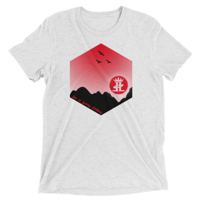 Red Hex Tee