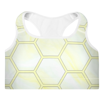 Honeycomb Sports Bra