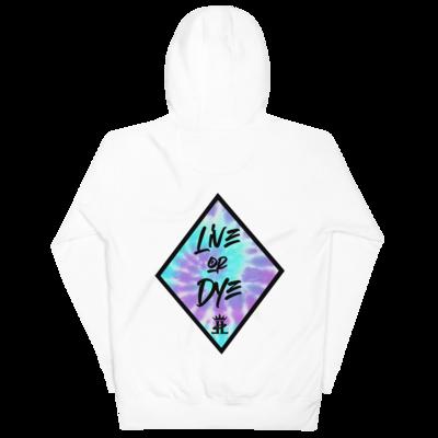 Live or Dye Hoodie