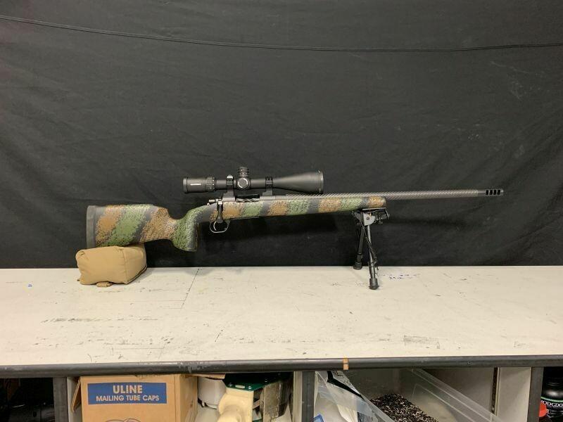 Mountain Killer Rifles