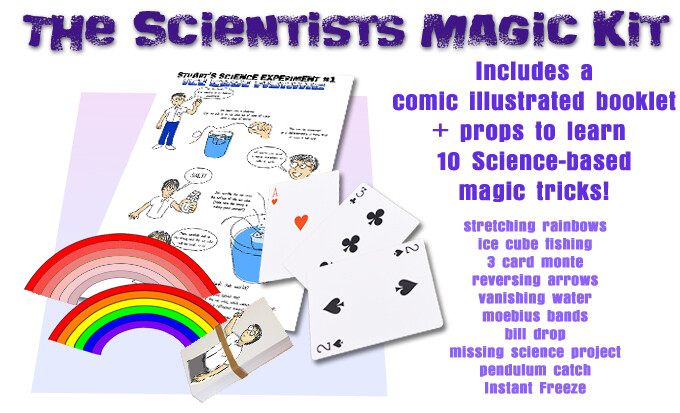 Scientists Magic Kit