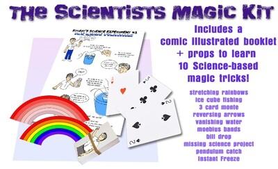 Scientists Magic Kit