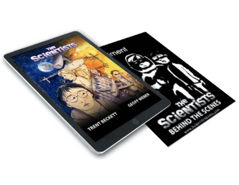 The Scientists (digital PDF)