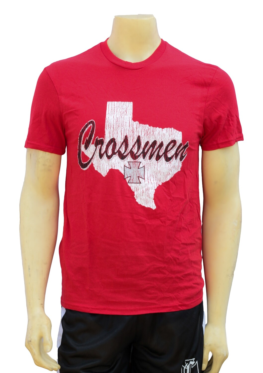 Red Texas Tee