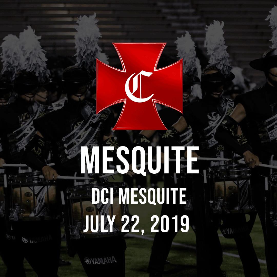2019 DCI Mesquite Tickets
