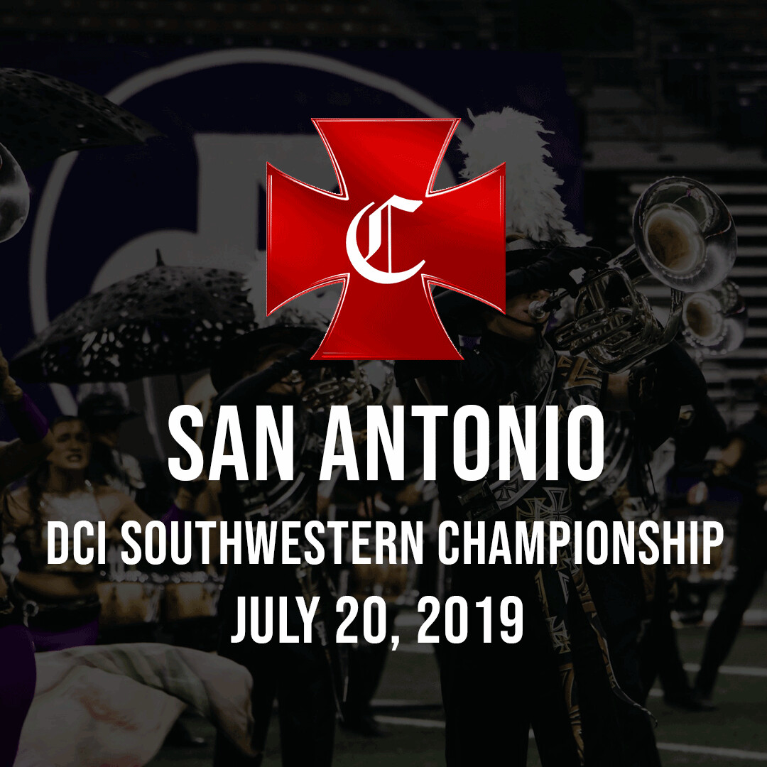 2019 DCI Southwestern Championship - San Antonio Tickets