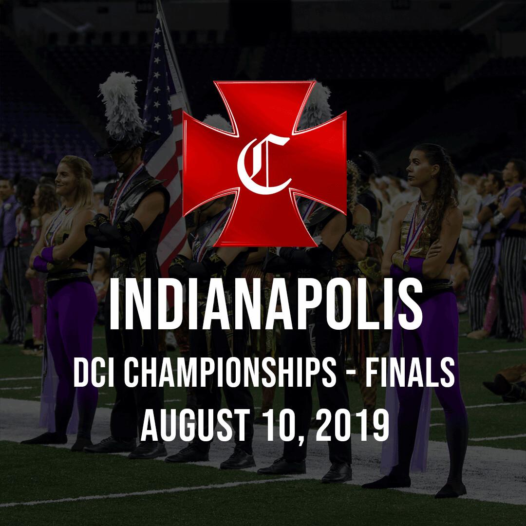 2019 Drum Corps International Finals Tickets