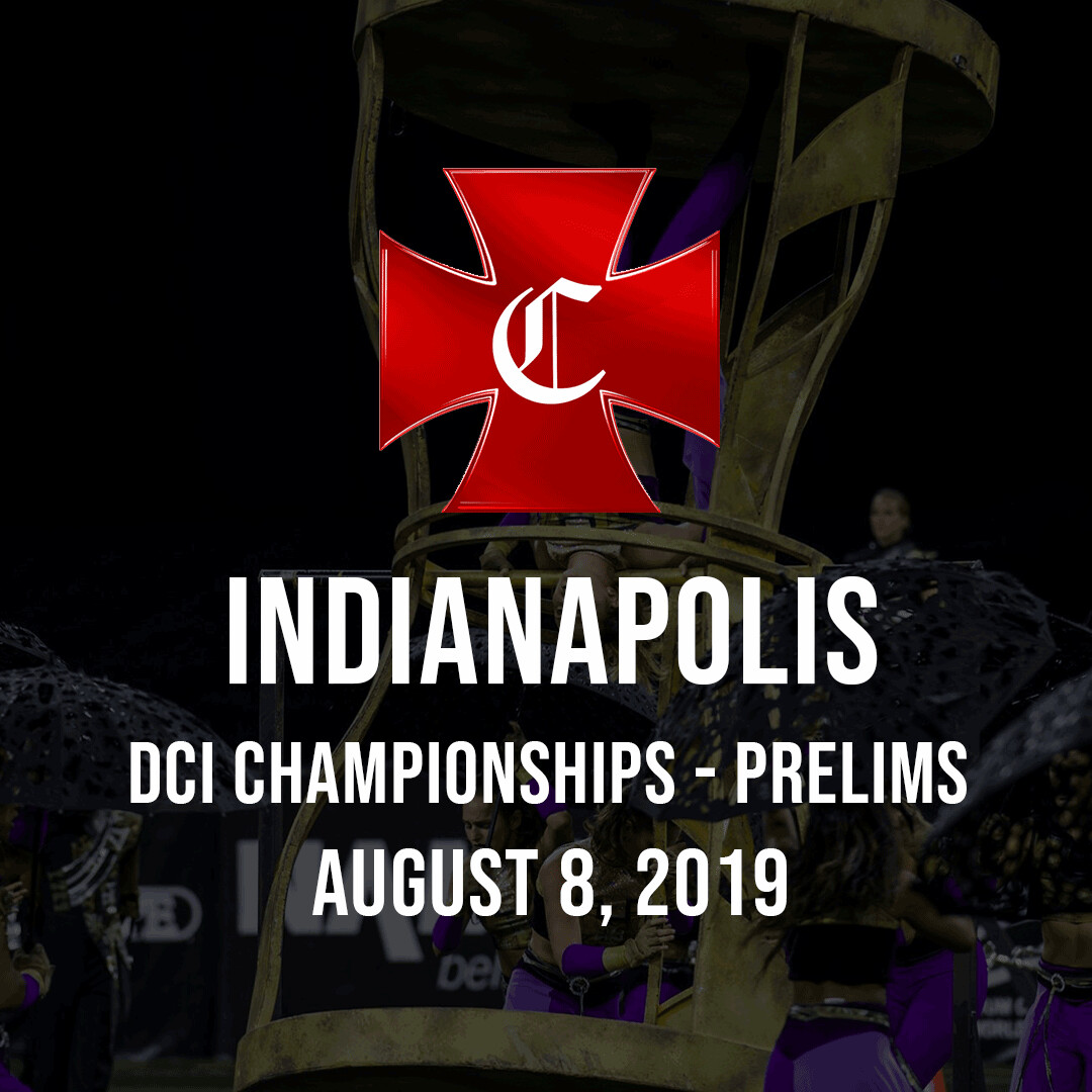 2019 Drum Corps International Prelims Tickets