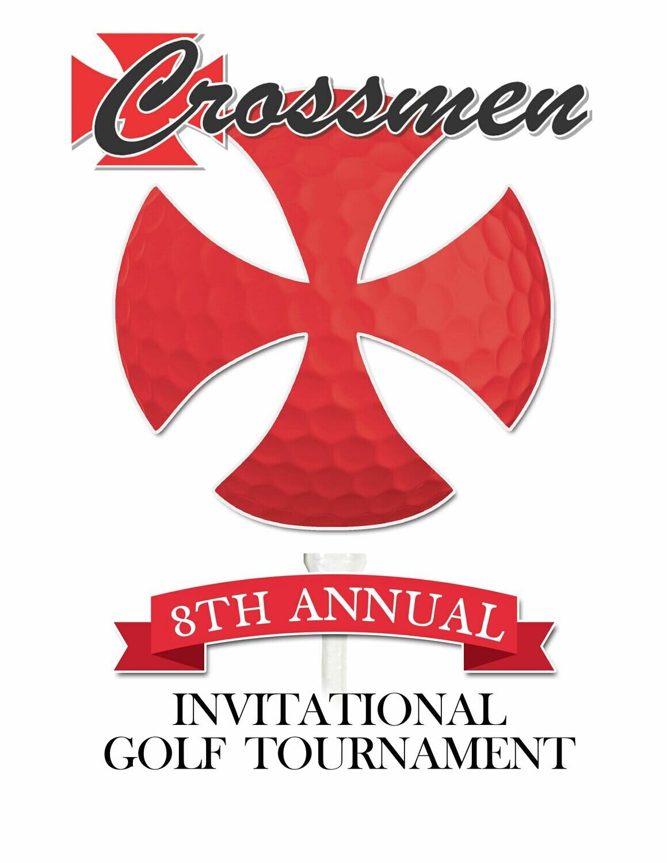 Crossmen Invitational Golf Tournament Fees