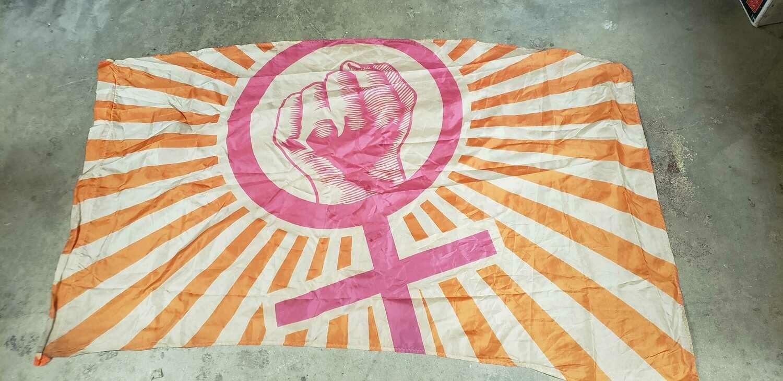 Women Power Flag (2013)