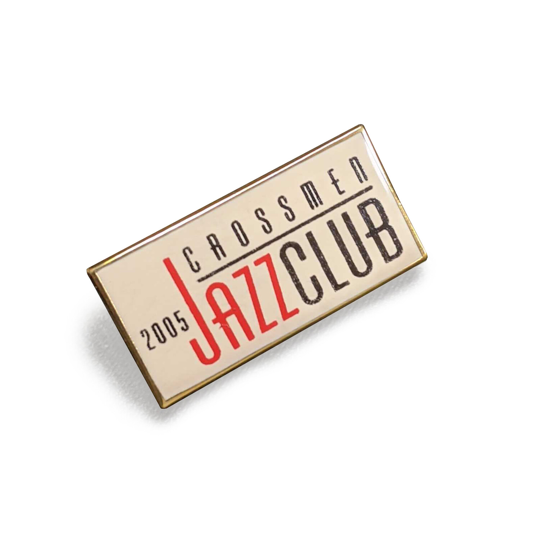Jazz Club Pins