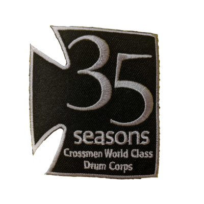 35th Anniversary Patch