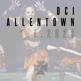 2020 DCI East Allentown Tickets - Saturday