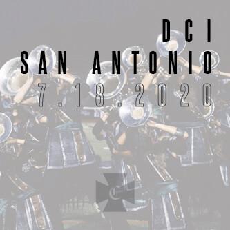2020 DCI San Antonio Tickets