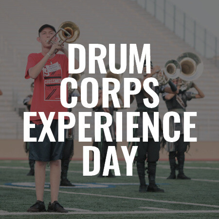 2021 Drum Corps Experience Day
