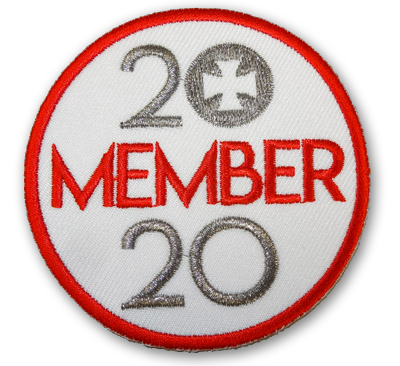 2020 Member Patch
