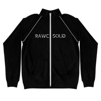 RAWC Solid - Unisex Fleece Jacket