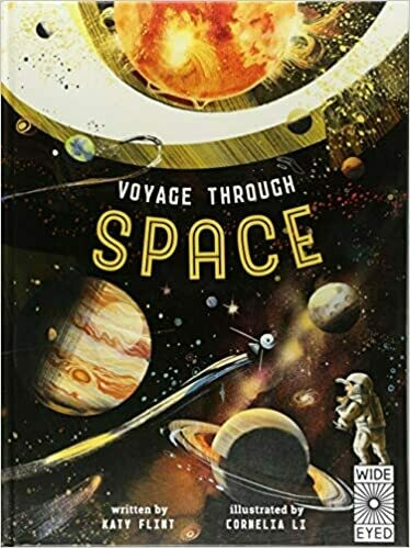 Voyage Through Space -- Glow in the Dark!
