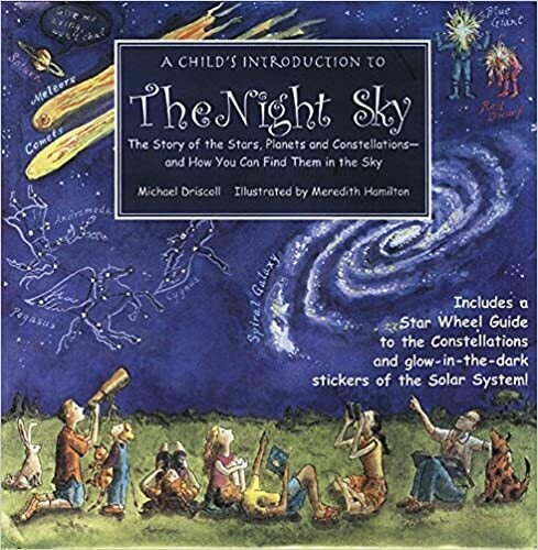 A Child's Introduction to the Night Sky, with Special Star Wheel