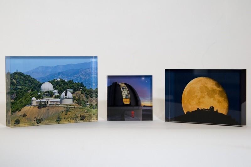 Acrylic Block Prints