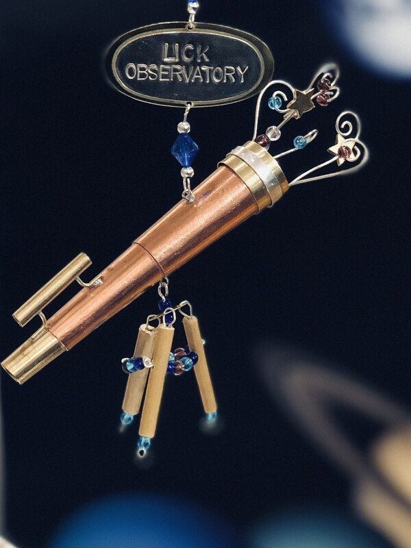 Telescope Ornament