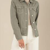 Amelius Alliance Denim Jacket - Desert Sage