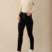 Amelius Cady Cord Pant - Black