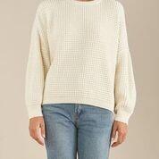 Anja Knit - Cream
