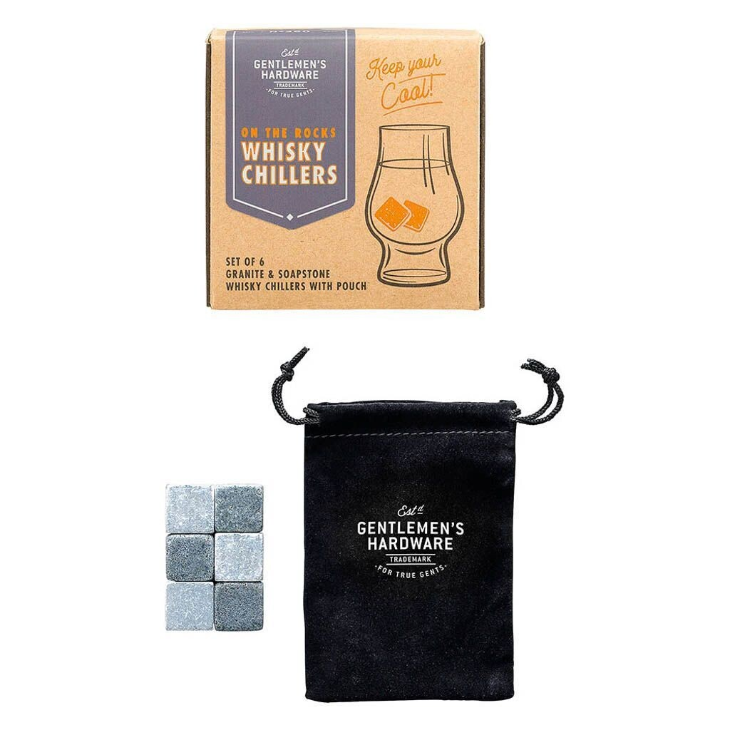 Gentlemen's Hardware - Whisky Chillers