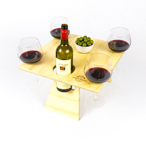 Picnic Table - Square - Perfect for 4